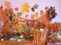 Выставка осенних поделок на тему «Необычное из обычного»
